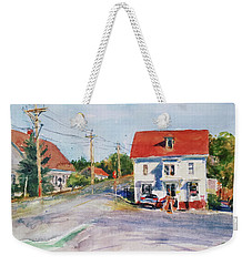 Salty Market, North Truro Weekender Tote Bag