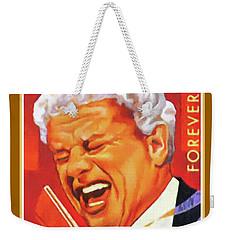 Tito Puente Weekender Tote Bag