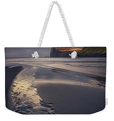 Tjornuvik Beach Weekender Tote Bag