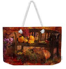 To Everything There Is A Season 2015 Weekender Tote Bag