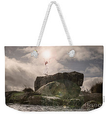 To Hold The Light Weekender Tote Bag