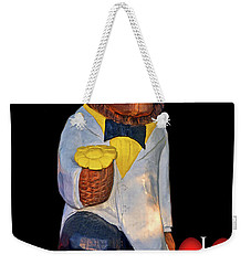 To My Valentine 002 Weekender Tote Bag by George Bostian