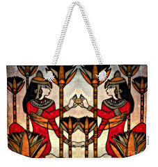 To Share Is To Honor Weekender Tote Bag
