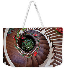 To The Bottom Of The Staircase Weekender Tote Bag