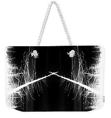 To The Crossroads Weekender Tote Bag