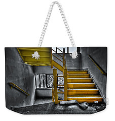 To The Higher Ground Weekender Tote Bag