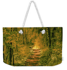 Weekender Tote Bag featuring the photograph To The Light June 2016.  by Leif Sohlman