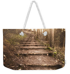 To The Light Weekender Tote Bag by Wim Lanclus