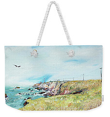 To The Lighthouse  Tribute To Virginia Woolf Weekender Tote Bag