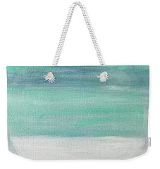To The Moon Weekender Tote Bag by Kim Nelson