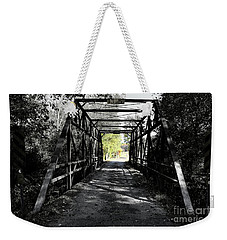 To The Otherside Weekender Tote Bag