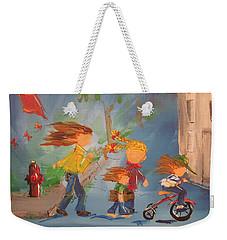 To The Park Weekender Tote Bag