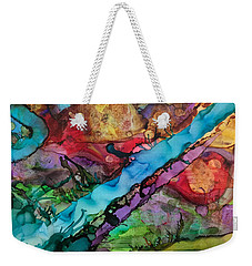 To The River Weekender Tote Bag