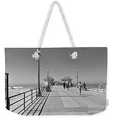 To The Sea On Huntington Beach Pier Weekender Tote Bag