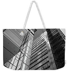 To The Top   -27870-bw Weekender Tote Bag