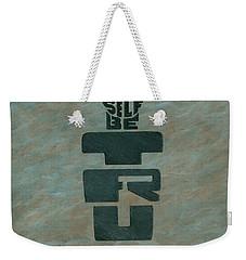 To Thine Own Self... Weekender Tote Bag
