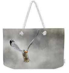Toast For Breakfast Bird Art Weekender Tote Bag
