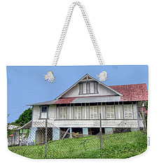 Tobago House Weekender Tote Bag by Nadia Sanowar