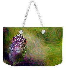 Toby Fish  Weekender Tote Bag