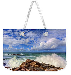 Toco Blues Weekender Tote Bag
