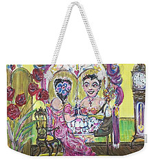 Todo Es Vanidad Weekender Tote Bag