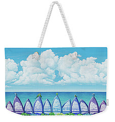 Toes On The Nose Weekender Tote Bag