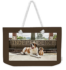 Together #1 Weekender Tote Bag