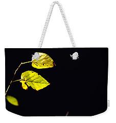 Together In Darkness Weekender Tote Bag
