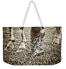Together Weekender Tote Bag