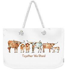 Together We Stand Lh013 Weekender Tote Bag