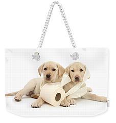 Toilet Humour Weekender Tote Bag