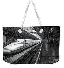 Tokyo To Kyoto, Bullet Train, Japan Weekender Tote Bag