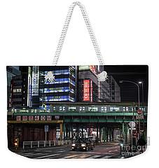 Tokyo Transportation, Japan Weekender Tote Bag