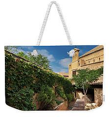 Toledo Courtyard Weekender Tote Bag