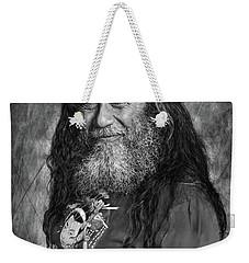 Tom Araya 2 Weekender Tote Bag