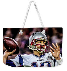 Tom Brady - Touchdown Weekender Tote Bag