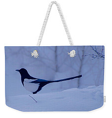 Tom Weekender Tote Bag by Eric Tressler