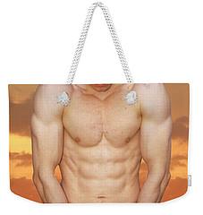 Tom P. 4-1 Weekender Tote Bag