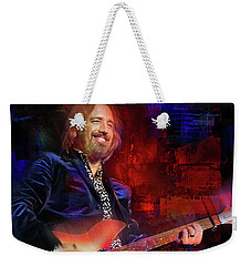 Tom Petty And The Heartbreakers Weekender Tote Bag