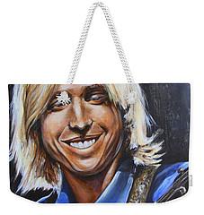 Tom Petty Weekender Tote Bag