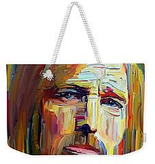 Tom Petty Tribute Portrait 4 Weekender Tote Bag