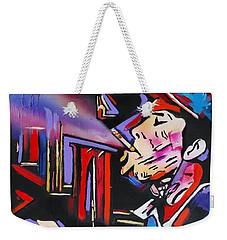 Tom Traubert's Blues Weekender Tote Bag