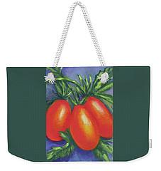 Tomato Roma Weekender Tote Bag