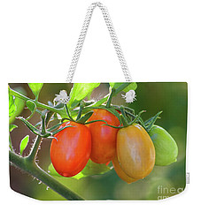 Tomatos For All Weekender Tote Bag