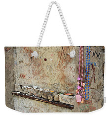 Tomb Of The Unknown Voodoo Priestess Weekender Tote Bag