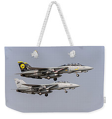 Tomcatters Taking Off Weekender Tote Bag