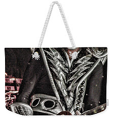 Tommy Thayer Weekender Tote Bag