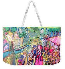 Tomorrow's Fair At Last Weekender Tote Bag