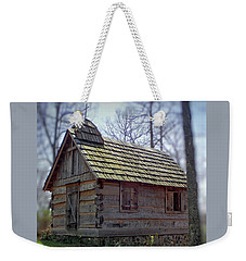 Tom's Country Church And School Weekender Tote Bag