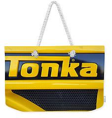 Tonka Truck Logo Weekender Tote Bag